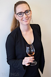 Laura Kruming-Berg Tastings.com Asst. Director