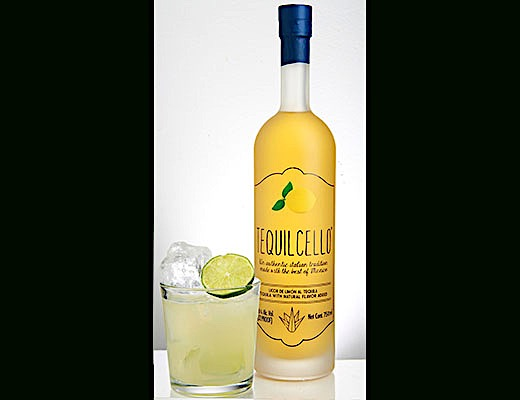 Tequilcello for perfect Margaritas