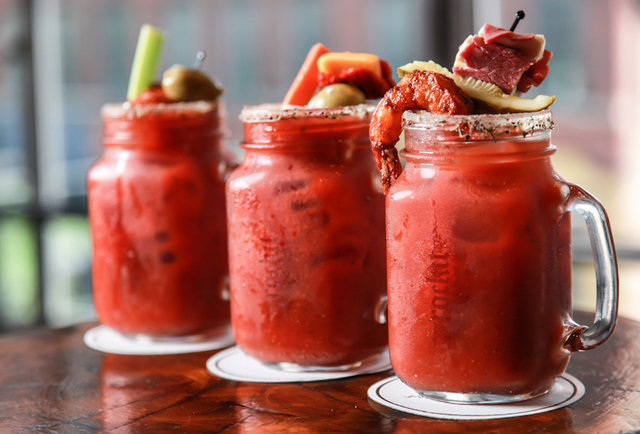 Yogi's Bloody Mary Mix