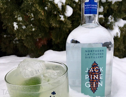 3rd Place, Silver Medal, Jack Pine Gin