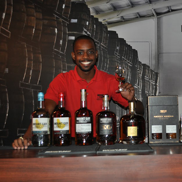 Darrio Prescod Embodies the Rum Shop and Rum culture