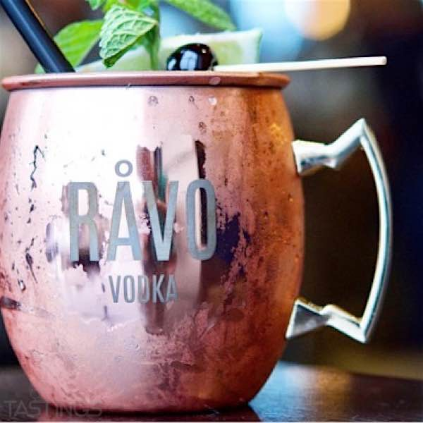 Bronze Medal: Ravo Vodka