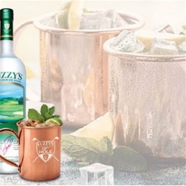 Platinum Medal: Fuzzy's Ultra Premium Vodka