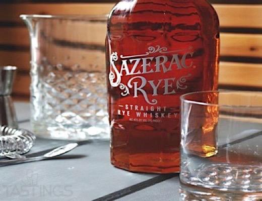 Keepin' it Classic With Sazerac Rye