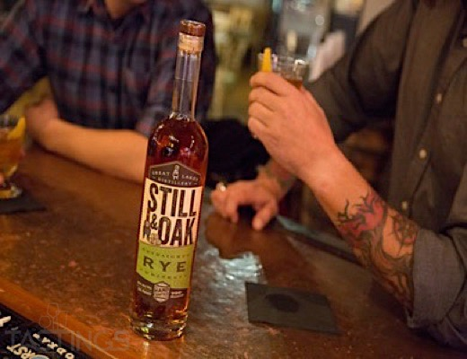 Still the One: Great Lakes Still & Oak Rye