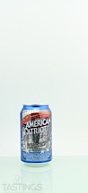 The All American Beer Company American Patriot Beer