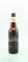 Barrel Trolley Amber Ale (Brewed as a Lager)