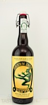 Green Jack Brewery Rippa English Tripel