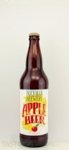 Buckman Botanical Brewery Apple Beer