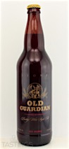 Stone Brewing Co. 2012 Stone Old Guardian Barley Wine Style Ale