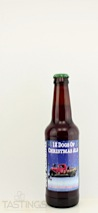 Thirsty Dog Brewing Co. 12 Dogs of Christmas Ale