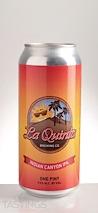 La Quinta Brewing Co. Indian Canyon IPA