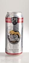 Southern Prohibition Brewing Sinister Minister Black IPA