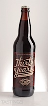 Vancouver Island Brewery Thirty Years Imperial Red Ale