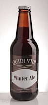 Quidi Vidi Brewing Co. Winter Ale