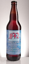 Moylans Brewing Co. White Christmas Spiced Winter Lager