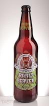 Belching Beaver Brewery Rabid Beaver Rye IPA