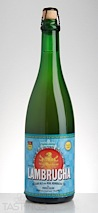 Lambrucha Belgian Ale With Real Kombucha Tea