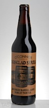 O'Connor Brewing Company Iron Clad Series Bourbon Barrel Aged Robust Porter