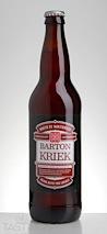 North by Northwest Barton Kriek