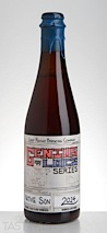 Lost Rhino Brewing Company 2014 Genius Loci Series Native Son Wild Ale