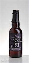 Ranger Creek Brewing & Distilling Small Batch Series No. 9 Blackberry Sour