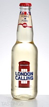London Calling Pear Cider
