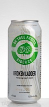 "BC Tree Fruits Cider Company ""Broken Ladder"" Sparkling Cider"
