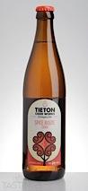 "Tieton Cider Works ""Spice Route Hard"" Cider"