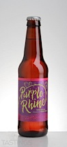 Ranger Creek Brewing & Distilling Purple Rhine Texas Tart Ale