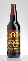 Moylan's Brewing Co. Dragoons Dry Irish Stout