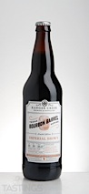 Ranger Creek Brewing & Distilling Texas Bourbon Barrel Series Imperial Brown Ale
