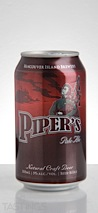 Vancouver Island Brewery Pipers Pale Ale