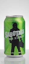Vancouver Island Brewery Sabotage India Session Ale