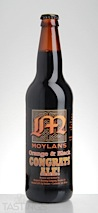 Moylan's Brewing Co. Orange & Black Congrats Ale