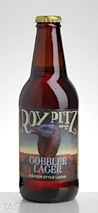 Roy-Pitz Brewing Co. Gobbler Lager