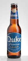 Burleigh Brewing Co. Duke Premium Lager