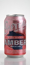 Capital Brewery Wisconsin Amber Lager