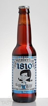 Elevator Brewing Co. Oktoberfest 1810