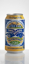Two Roads Brewing Company OlFactory Pilsner
