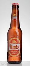 Banks Barbados Breweries Limited Caribbean Lager