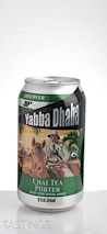 James Page Brewing Co. JPs Yabba Dhaba Chai Tea Porter