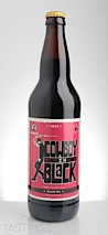 Lonerider Brewing Co. Cowboy in Black Black IPA