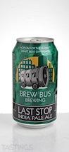 Brew Bus Brewing Last Stop India Pale Ale