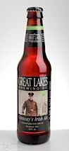 Great Lakes Brewing Co. Conways Irish Ale