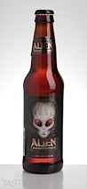 Sierra Blanca Brewing Co. Alien Amber Ale