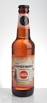 Hopothesis Brewing Company Drafty Window Farmhouse Ale
