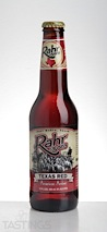 Rahr & Sons Brewing Co. Texas Red