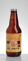 Pearl Street Brewery El Hefe Bavarian Hefeweizen