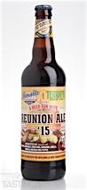 Shmaltz Brewing Company Reunion Ale 15 Pumpkin Beer